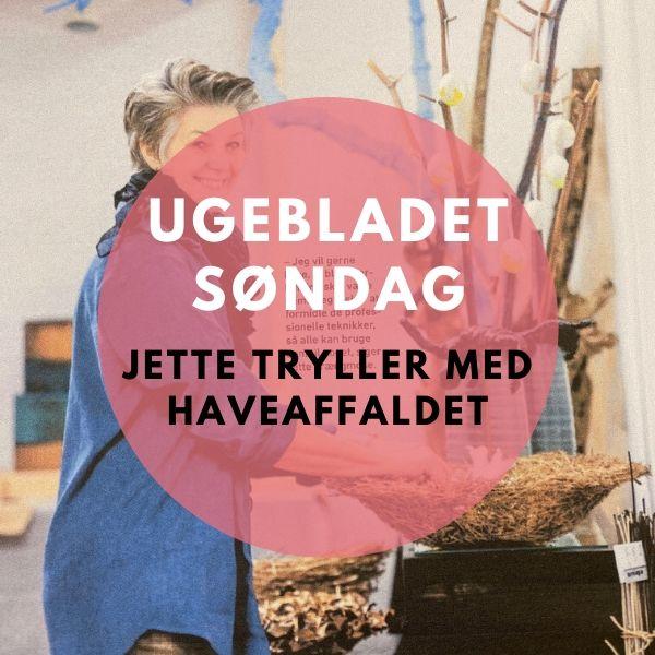 Limteknik i Ugebladet Søndag